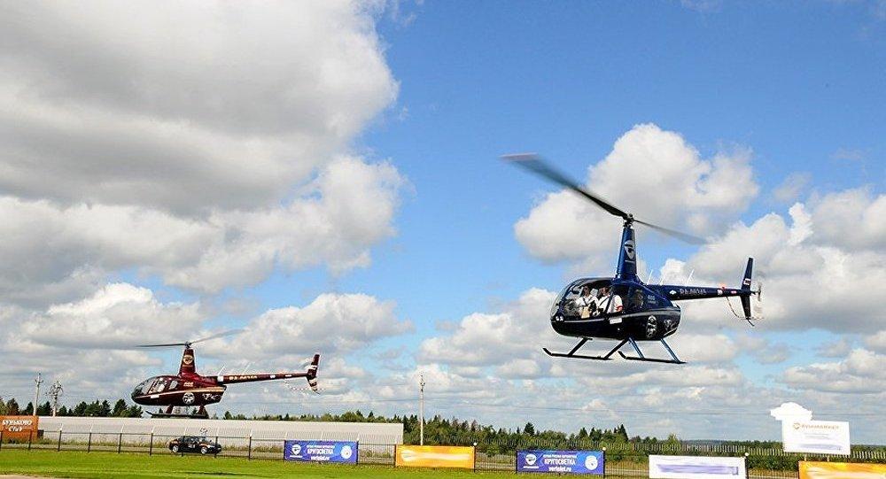 La société Hélicoptères russes compte occuper 20 % du marché mondial