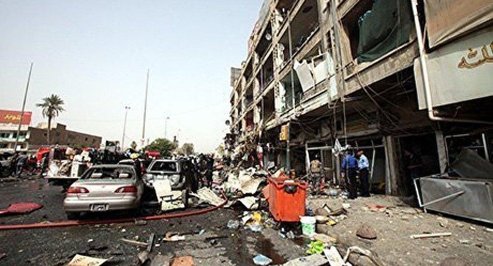 Irak : 29 morts et des dizaines de blessés dans une série d'attentats à Bagdad