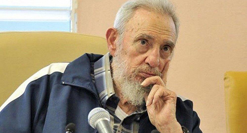 Fidel Castro admire Snowden et défie les Etats-Unis