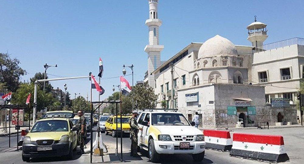 L'Occident promet son soutien aux rebelles syriens