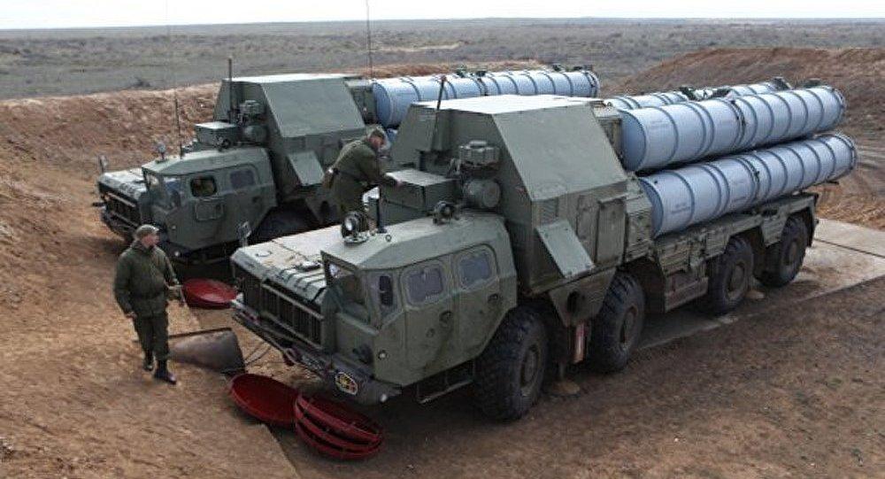 Syrie: la Russie suspend la livraison des missiles S-300