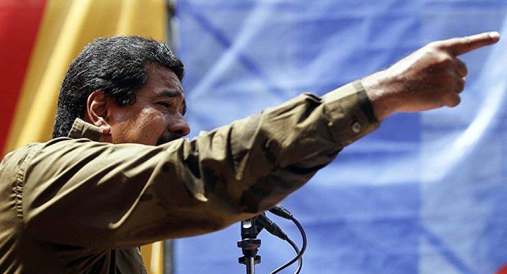 Venezuela : la panne électrique, « un nouveau coup d'Etat » (Maduro)