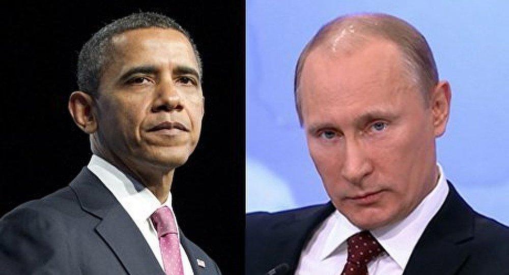 Poutine à Obama : « Il ne sert à rien de s'énerver»