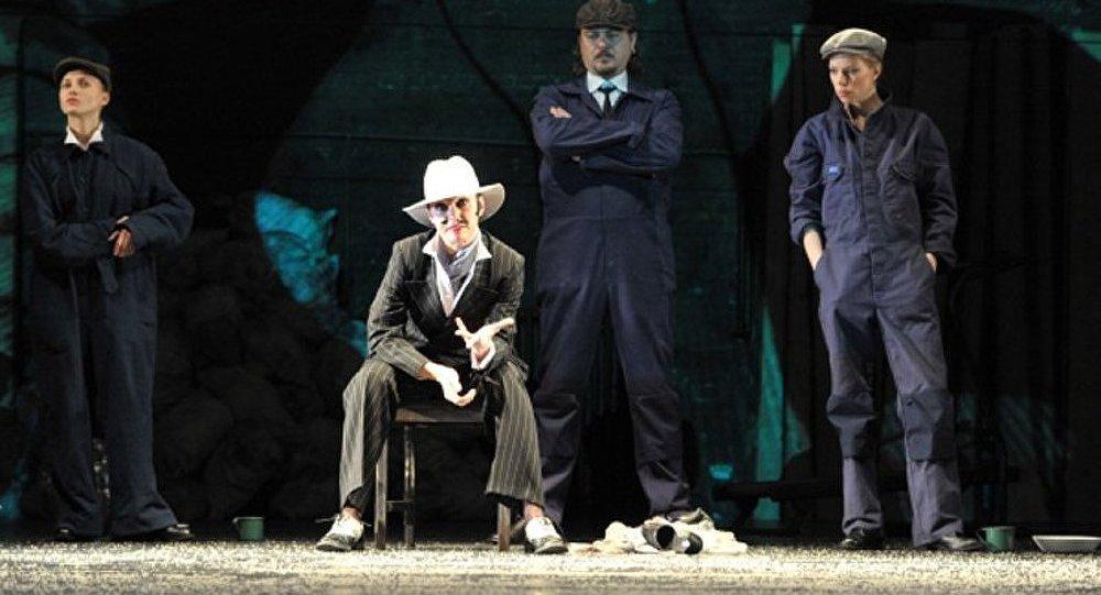 Ekaterinbourg : lancement du festival panrusse « Théâtre réel »