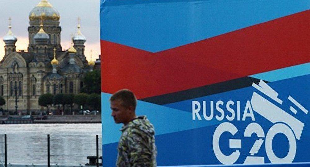 Le G20 et son contexte de changement global