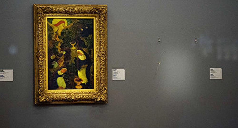 Roumanie : reprise du procès pour vol de tableaux