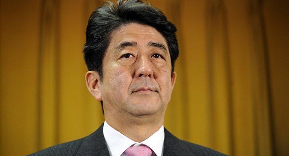Le premier ministre japonais soutient la proposition russe sur la Syrie