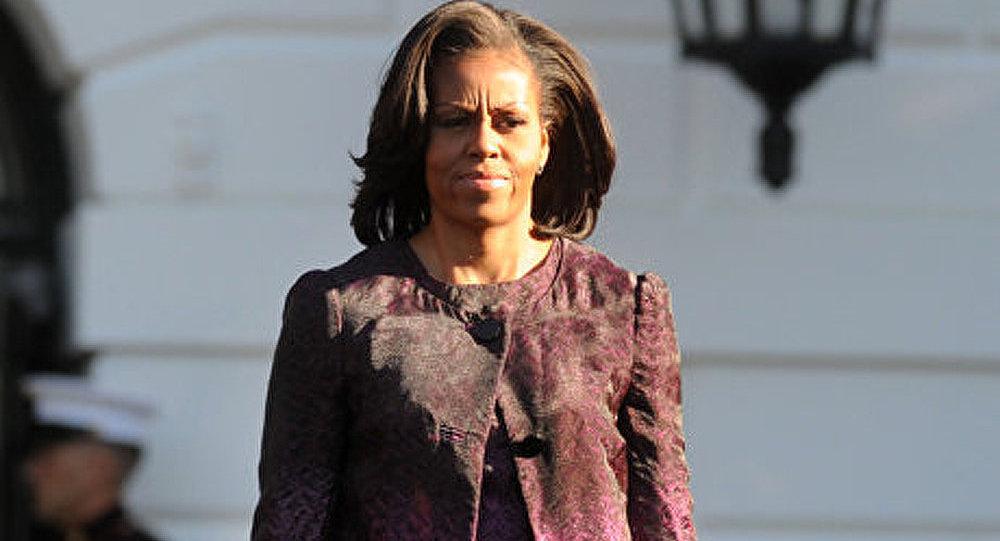Michelle Obama est contre la guerre en Syrie