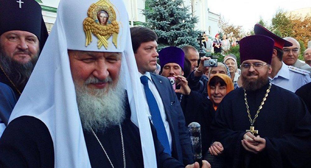 Patriarche Cyrille : les problèmes de la Transnistrie ne sont pas insolubles