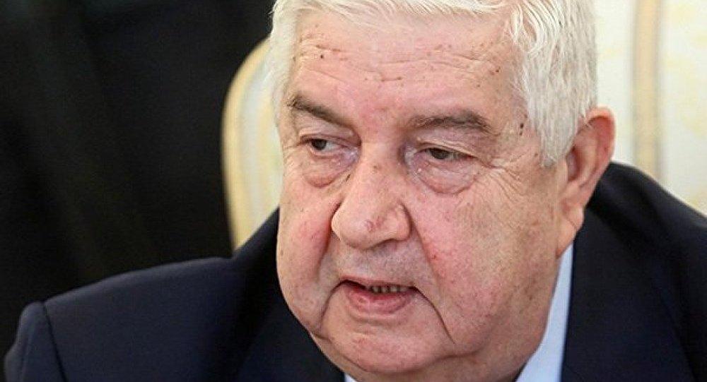 La Syrie est prête à adhérer à la Convention sur l'interdiction des armes chimiques