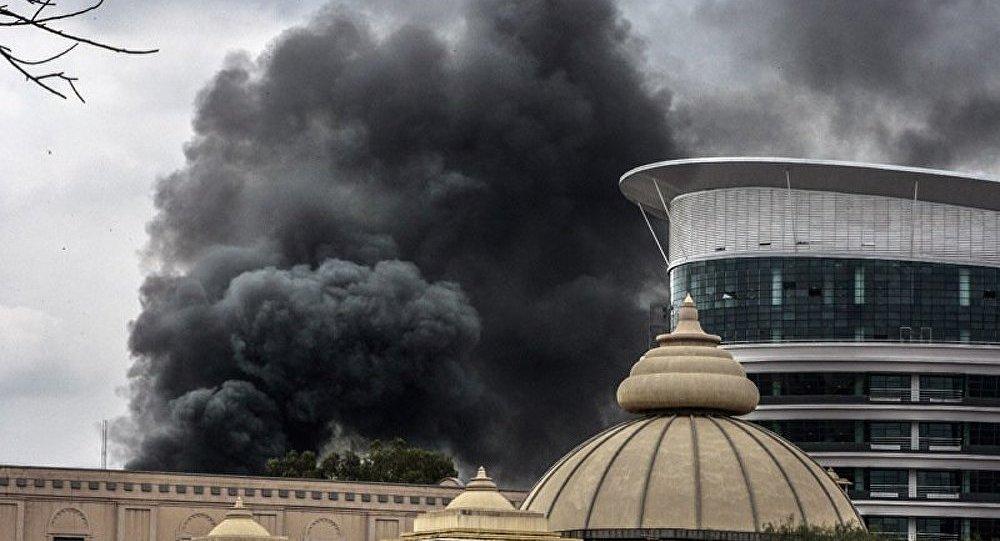 Afrique est la proie du terrorisme international