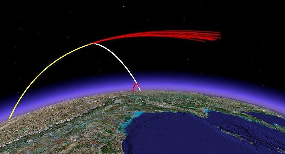 Les armes antisatellites fabriquées par la Chine