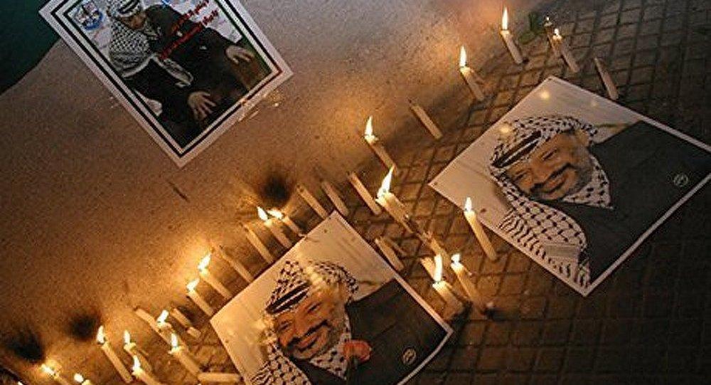 Arafat a été empoisonné au polonium-210 (The Lancet)