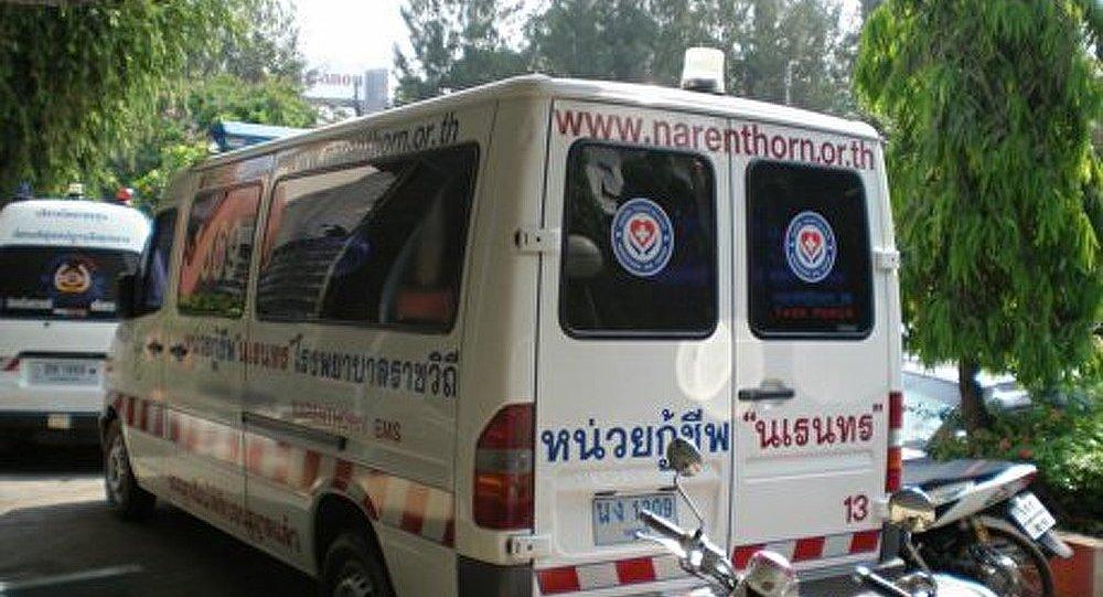 Thaïlande : 20 pèlerins victimes d'un accident de la route