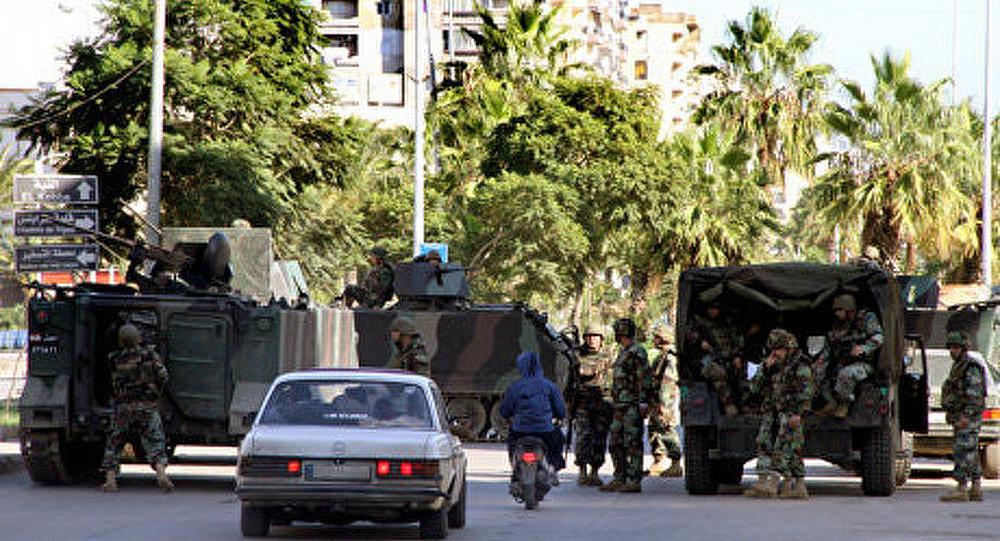 Liban : le conflit syrien provoque une fusillade à Tripoli