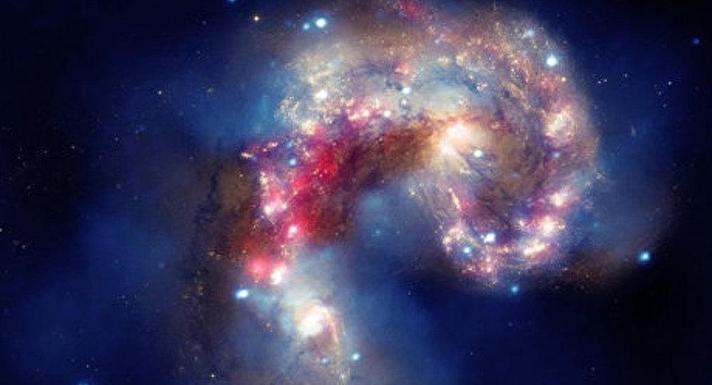 Les astronomes repèrent la plus lointaine des galaxies connnues
