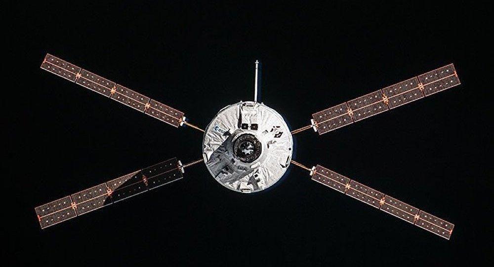 Le ravitailleur ATV-4 a relevé l'orbite de l'ISS