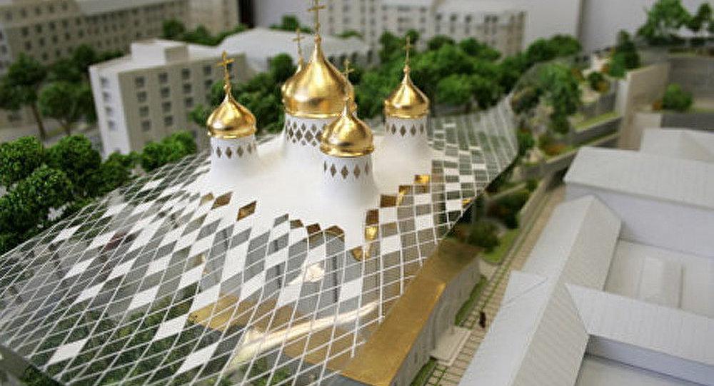 Le centre orthodoxe russe de Paris pourrait voir le jour en 2015 (médias)