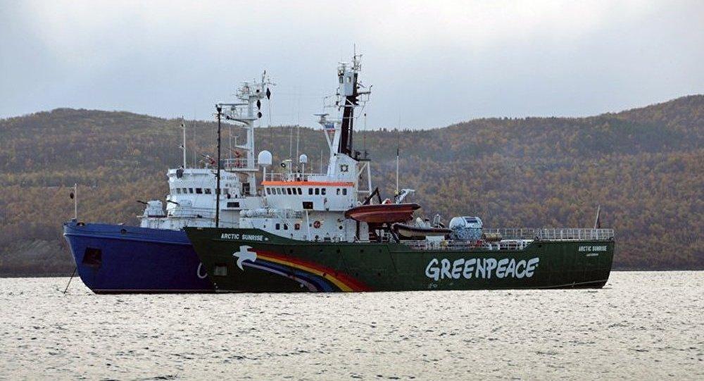 Les audiences dans le cadre de l'affaire Greenpeace à Hambourg commencent le 6 novembre