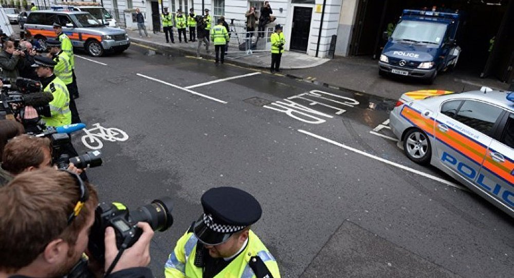 Le tribunal de Londres évacué lors avant l'annonce du verdict à un extrémiste