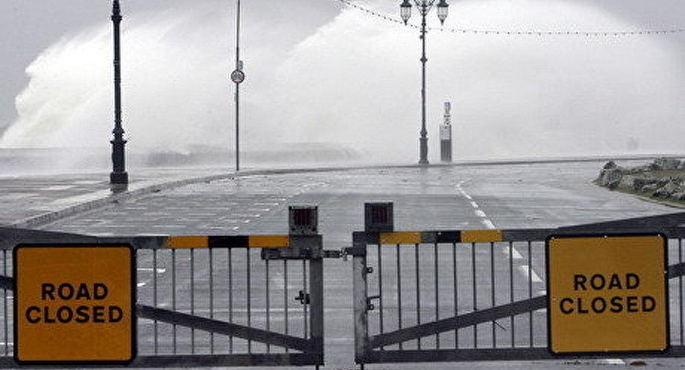 La Grande-Bretagne se prépare à de violentes tempêtes