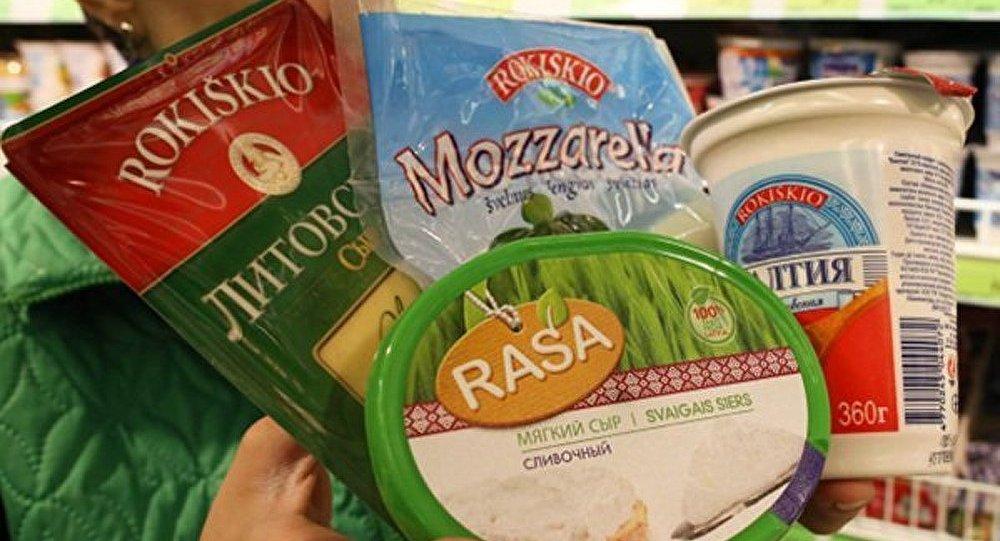 Embargo russe sur les produits laitiers lituaniens : Moscou avance ses conditions