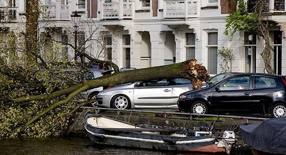 Tempête : au moins 14 morts en Europe