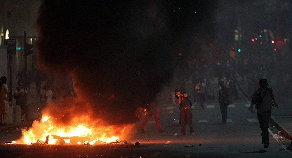 L'arbitraire de la police provoque des désordres au Brésil