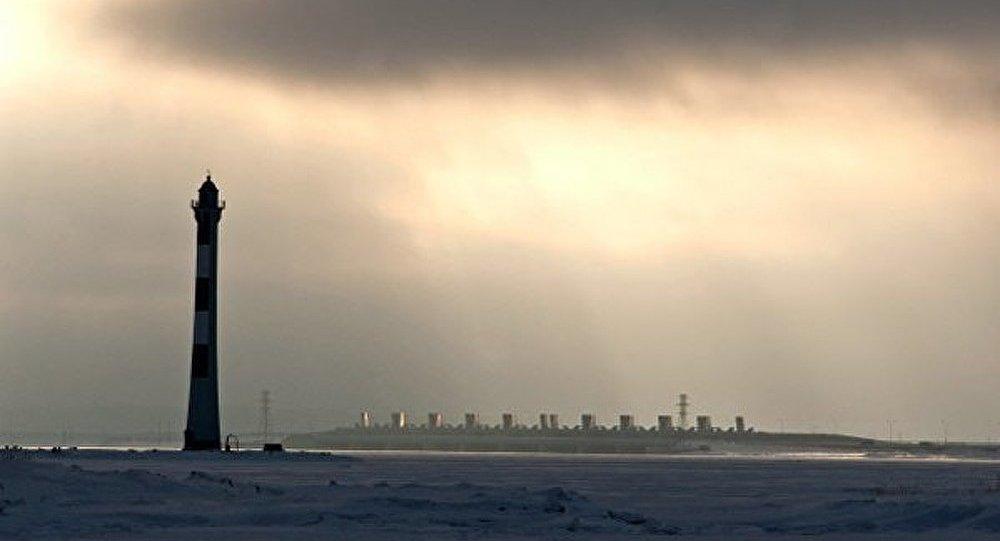Une alerte à la tempête émise à Saint-Pétersbourg