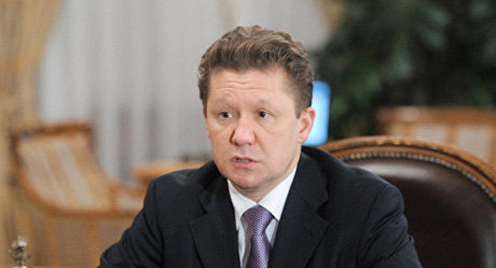Gazprom : Kiev doit 882 millions de dollars à la Russie