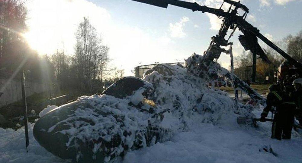 Crash d'hélicoptère à Moscou : déclenchement involontaire du mécanisme d'éjection