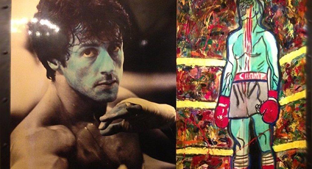 Sylvester Stallone : « J'ai trouvé dans l'art un ami fidèle »