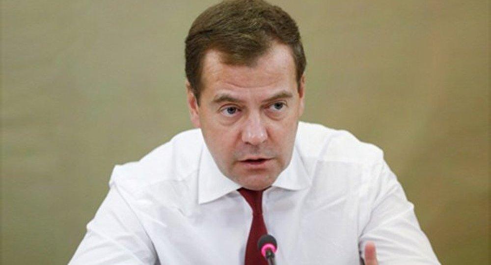 Medvedev appelle à augmenter la part de la Russie sur le marché mondial du gaz