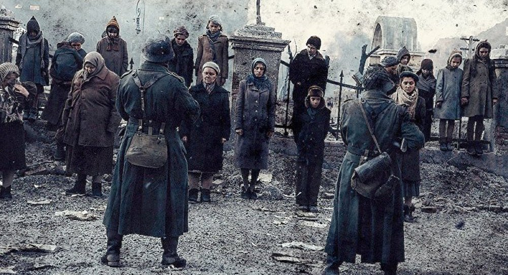 Le film Stalingrad