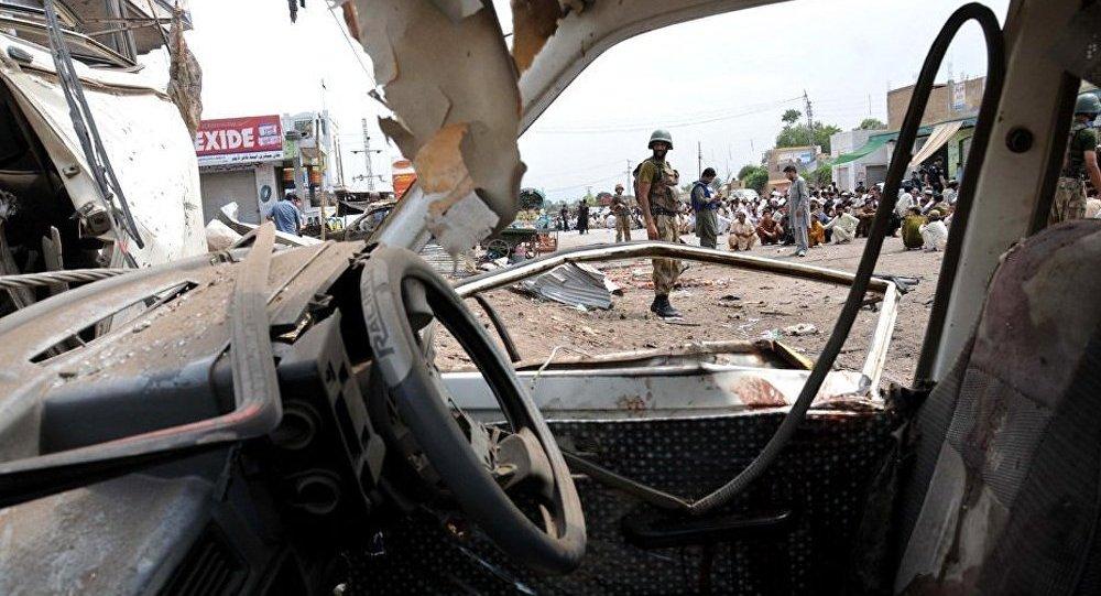 Pakistan : quatre morts dans une explosion