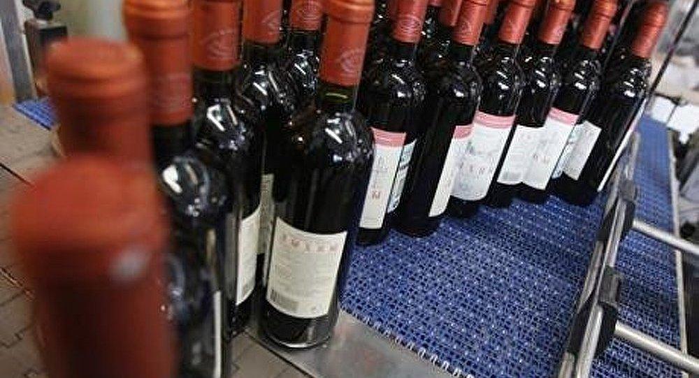 Le monde est menacé d'une pénurie de vin