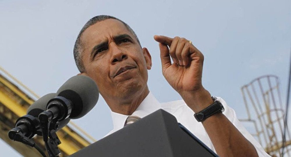Baisse de la cote de popularité de Barack Obama