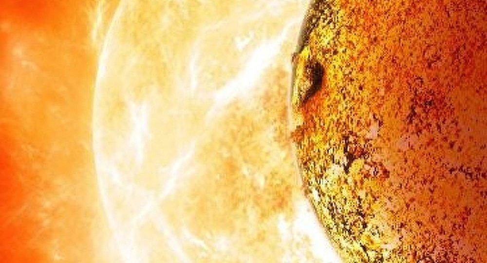 Des astronomes ont découvert une exoplanète