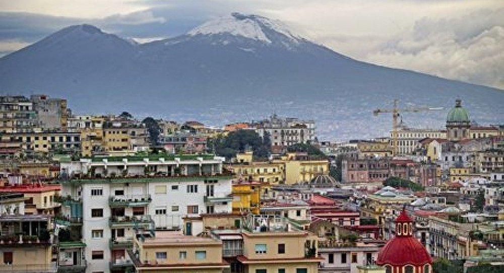 Les Italiens demandent de les protéger contre le Vésuve
