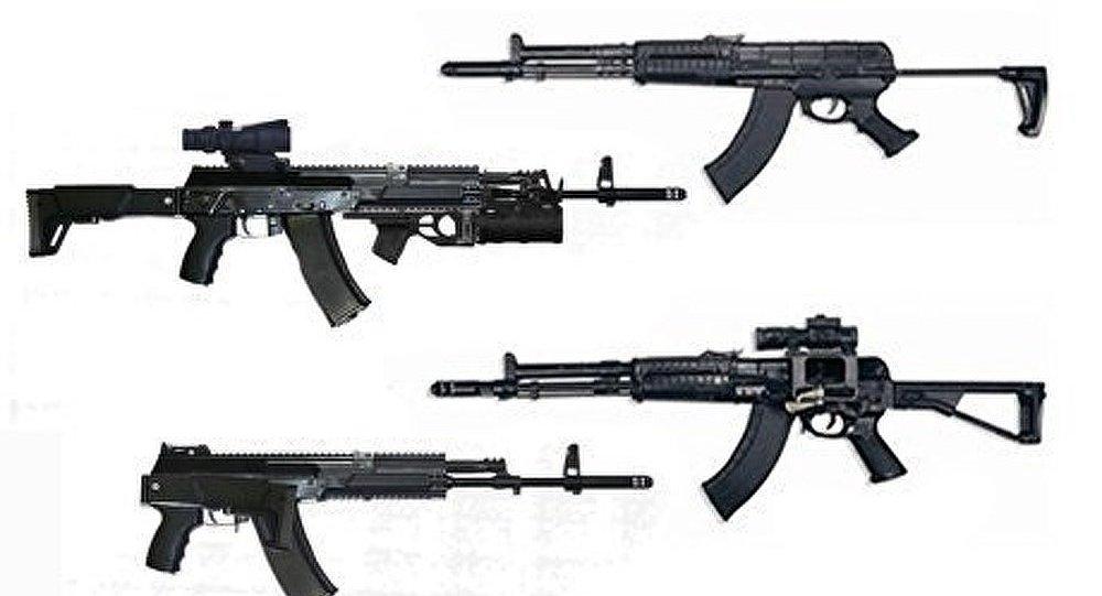 Marché des armes russes : le consortium Kalachnikov étend ses exportations