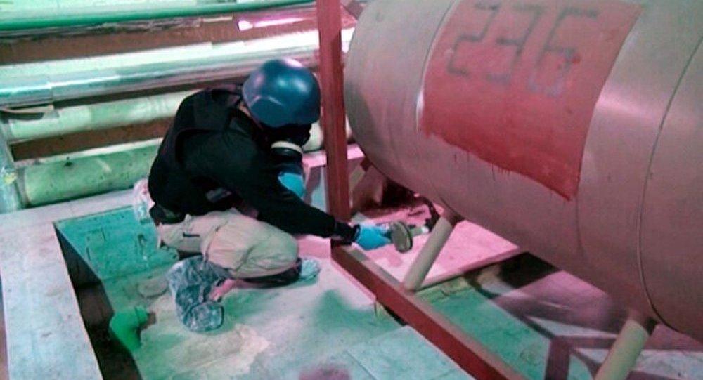 La Russie débloquera 2 millions de dollars à la destruction des armes chimiques en Syrie