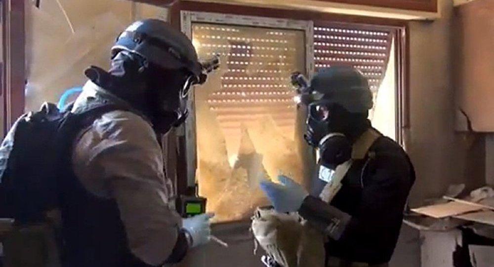 Les armes chimiques syriennes pourraient être détruites en Albanie