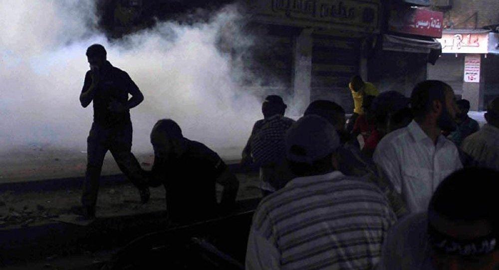 La police égyptienne a arrêté 60 partisans de Morsi