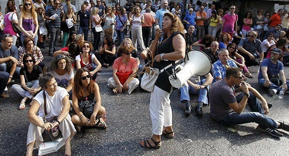Les syndicats grecs organisent une grève générale