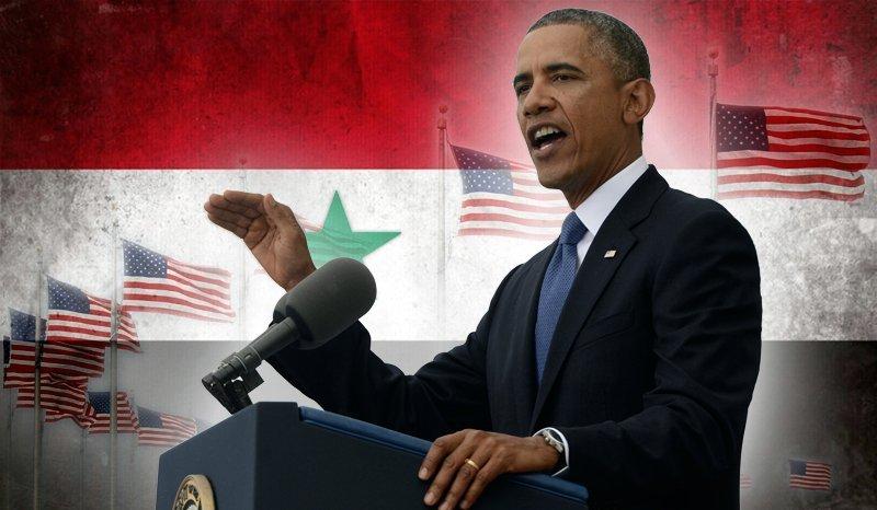Les tentatives infructueuses de diktat international montrent concrètement à quel point la politique de Barack Obama concernant la Syrie était imprévisible.