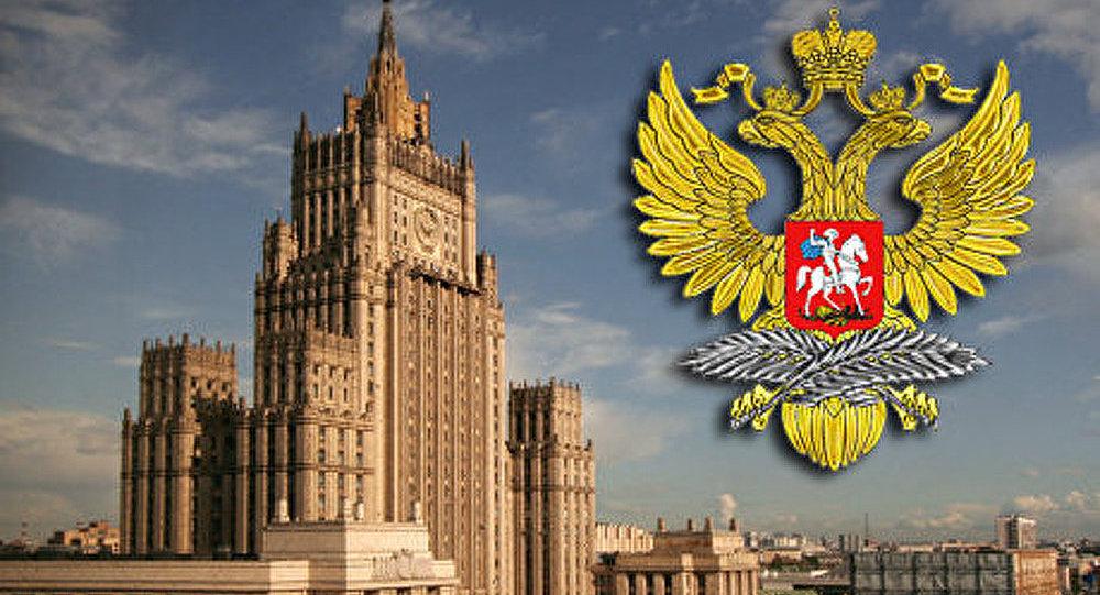 MAE : l'incident devant l'ambassade de Pologne à Moscou ne peut pas être comparé à celui de Varsovie