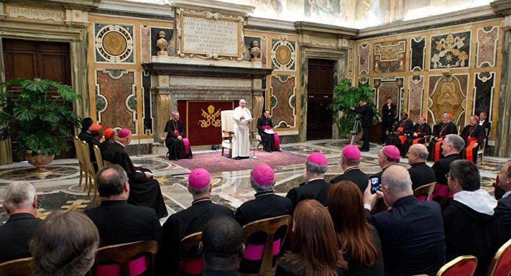 L'activité du pape François énerve la mafia