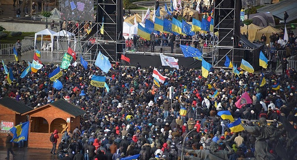 Kiev : les orthodoxes organisent une procession contre l' « expansion euro-sodomite »