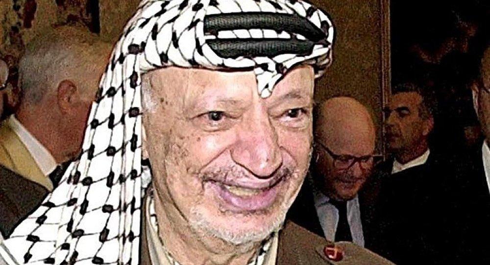 Les experts français ont exclu la possibilité d'empoisonnement d'Arafat