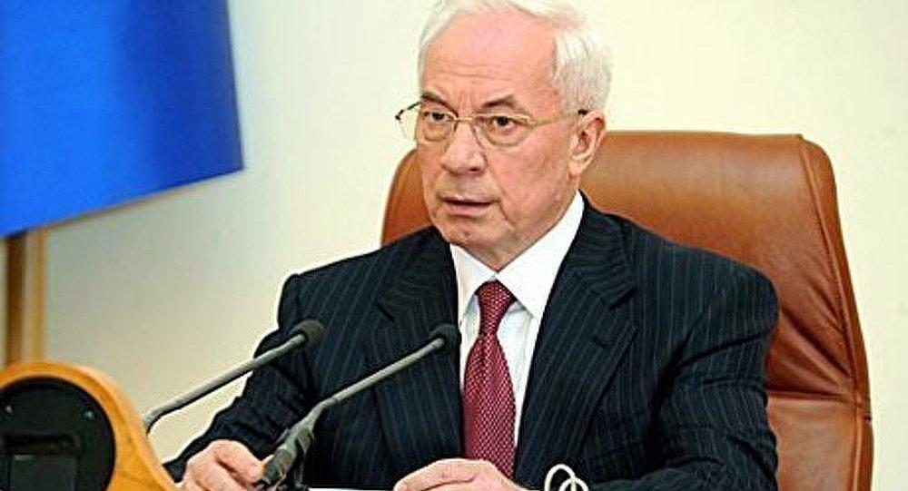 Ukraine : le premier ministre dit avoir reçu des menaces adressées à sa famille